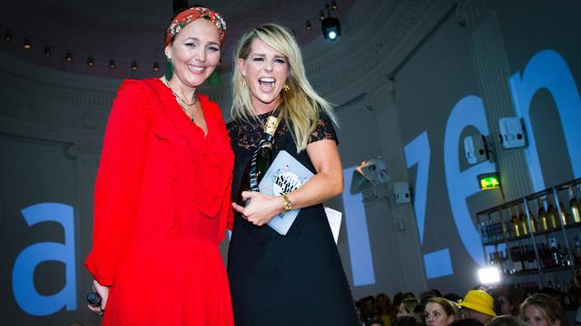 Chantal Janzen wint ELLE Style Award
