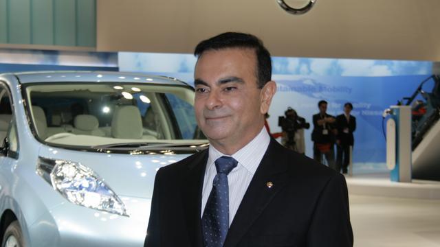 Carlos Ghosn naar Mitsubishi