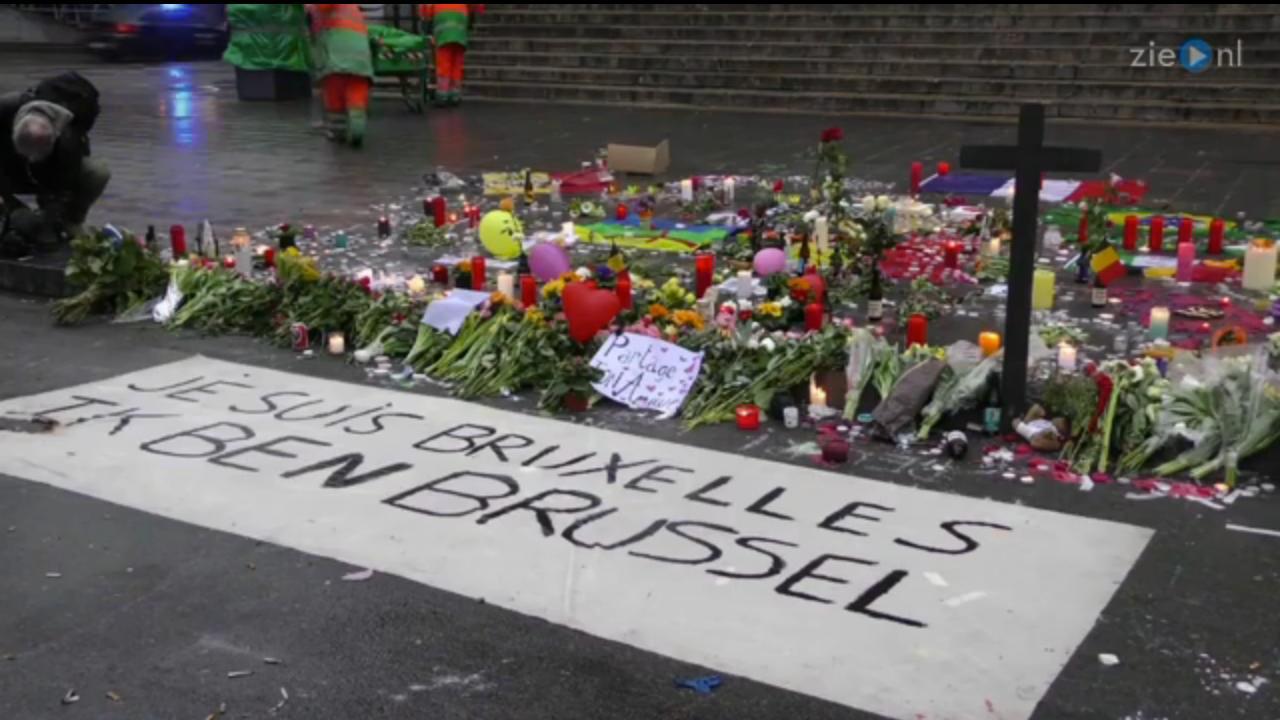 Brussel herdenkt doden bij metrostation Maalbeek