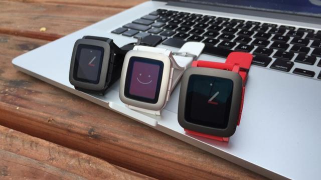'Fitbit dicht bij overname smartwatchmaker Pebble'