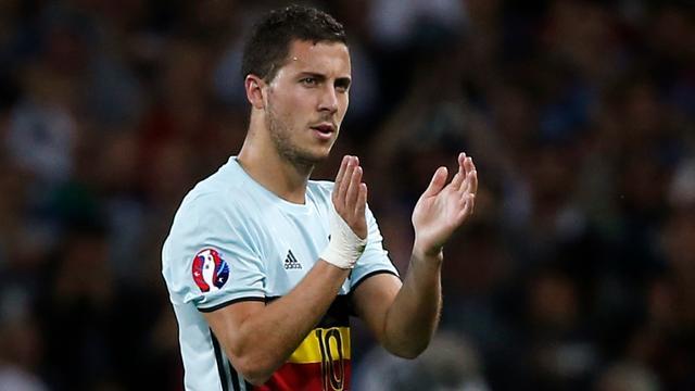 Hazard slaat training België over wegens lichte klachten