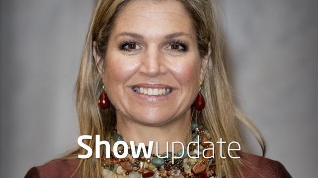 Show Update: Koningin Maxima onthult hobby