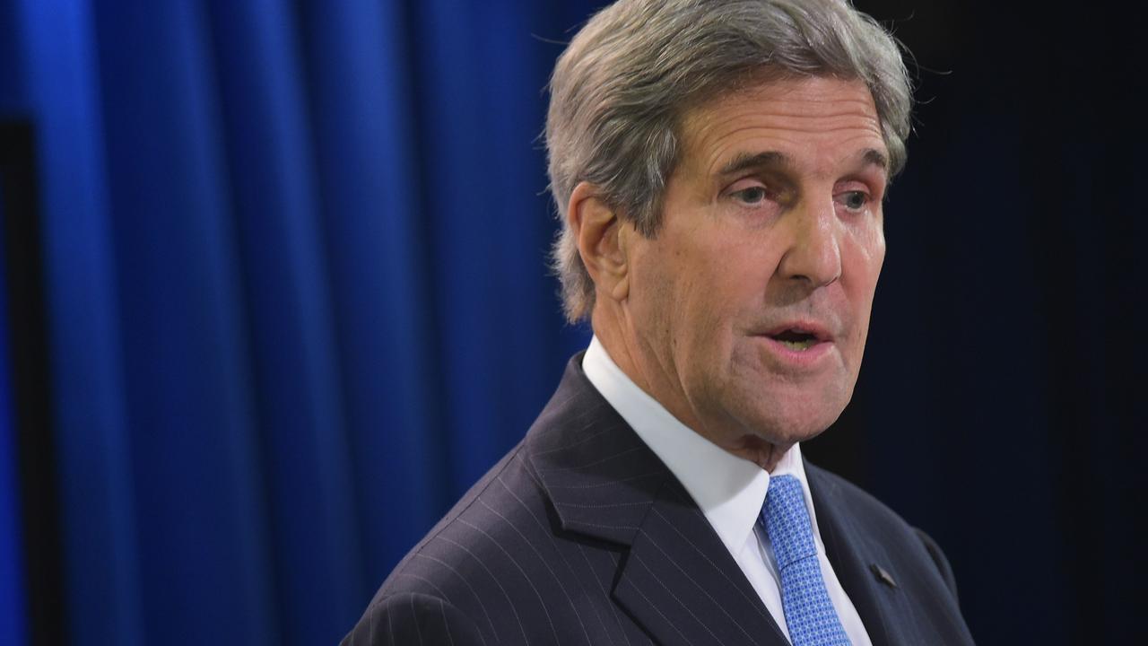 Kerry: 'Turkije moet eerst met bewijzen komen'