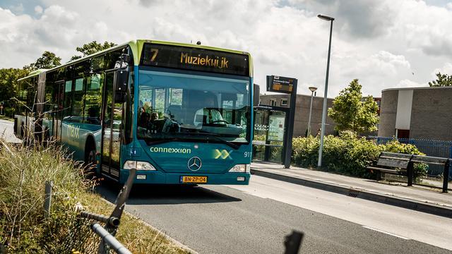 Weer incidenten met bussen in Almere