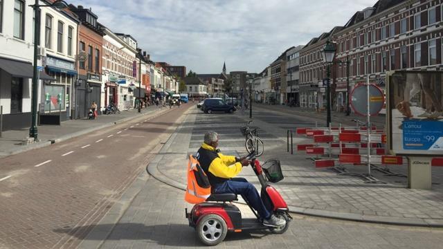 Nieuwe jasje voor Nieuwe Haagdijk; werk naar Haagweg