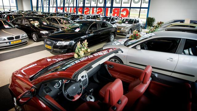 Europese autoverkopen nemen flink toe