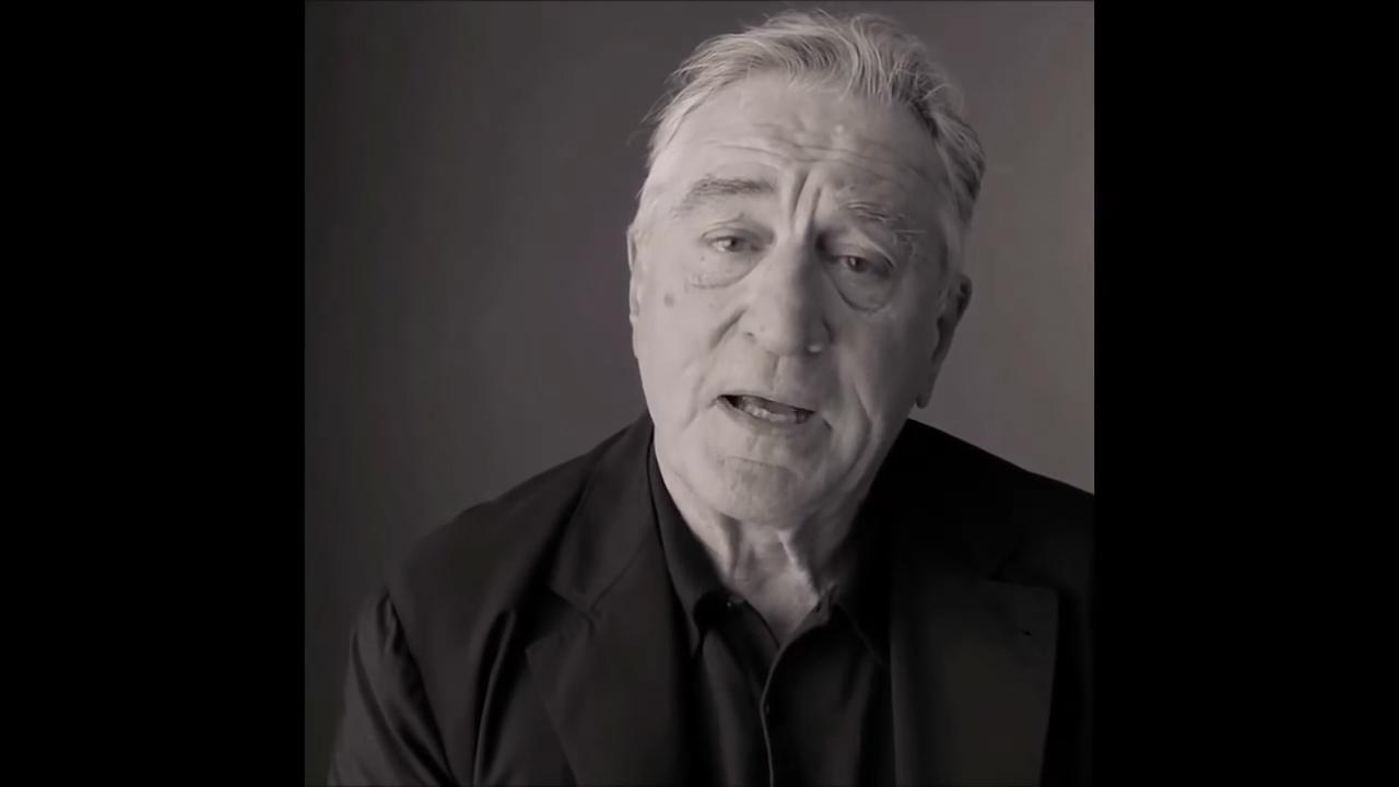 Robert De Niro niet te spreken over Trump