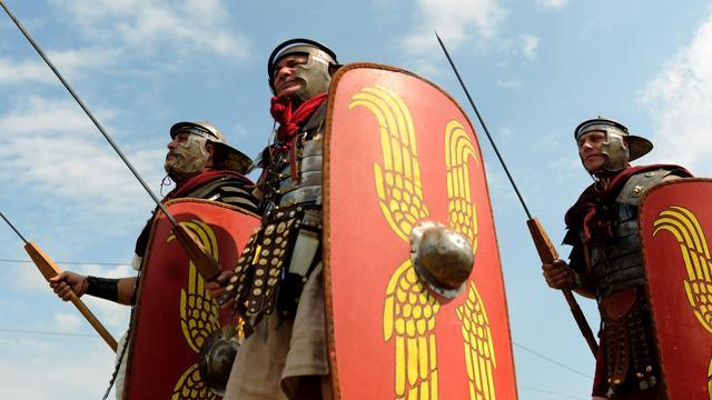 Romeins Festival afgelopen weekend van start gegaan