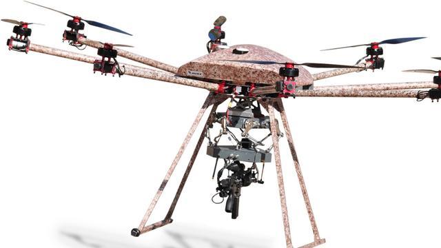 Startup maakt drones met machinegeweren voor Israëlisch leger
