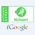 NUkaart in iGoogle