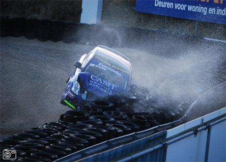 Harde crash