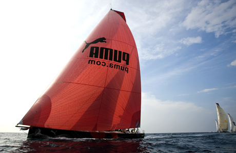 (c)Volvo Ocean Race