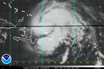 Orkaan Irene