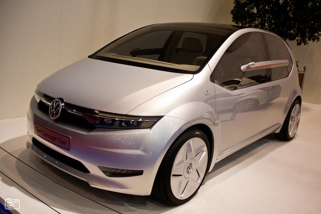 vw go concept auto tijdens essen motorshow foto 255236 de laatste nieuwsfoto 39 s. Black Bedroom Furniture Sets. Home Design Ideas