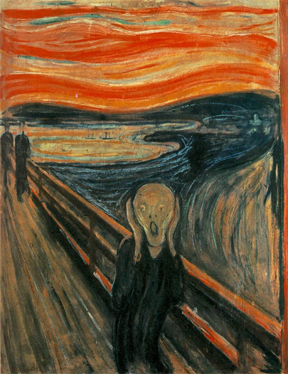 De Schreeuw Edvard Munch