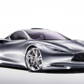 Infiniti onthult prestaties elektrosporter Emerg-E