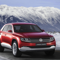 Meer over de Volkswagen Cross Coupé TDI