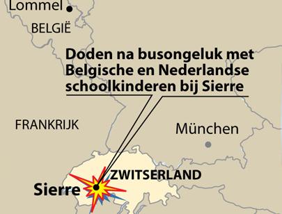busongeluk zwitserland