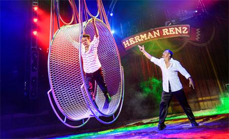 circus herman renz 460