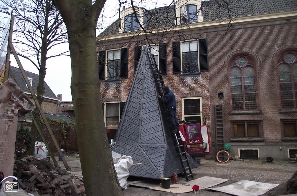 Nieuwe toren voor le rideau in zutphen foto 191907 de laatste nieuwsfoto 39 s zie je - Toren voor pergola ...