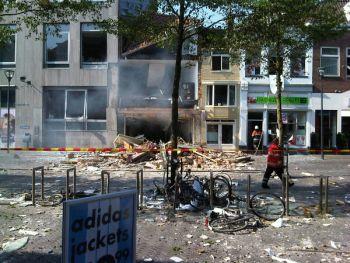 Explosie Zwolle