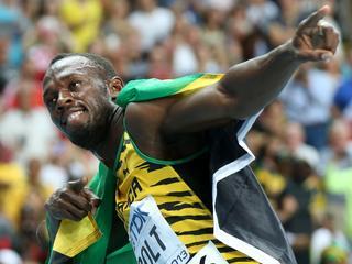 De Jamaicaan ziet zijn wereldtitel op de 100 meter sprint in Moskou niet als wraak voor zijn diskwalificatie in Daegu twee jaar geleden.