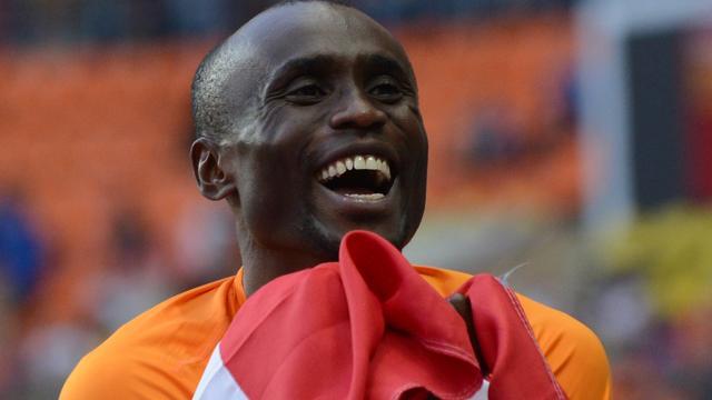 Verspringer Gaisah pakt zilver en Nederlands record op WK