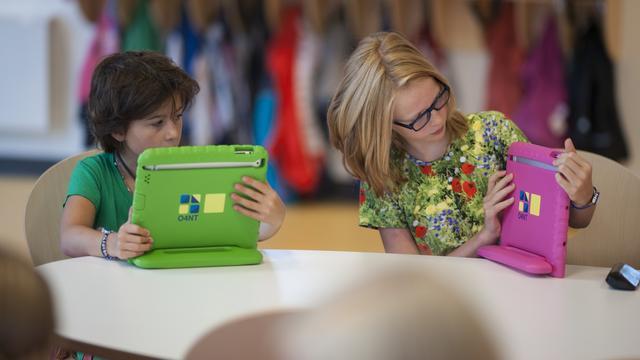 Apple werkt aan fix voor beveiliging scholieren-iPads