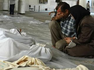 Woordvoerder oppositie claimt dat 1.700 mensen zijn omgekomen