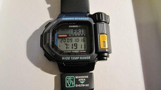 Verleden en toekomst van de smartwatch nu het laatste nieuws het eerst op for Thermo scanner watch