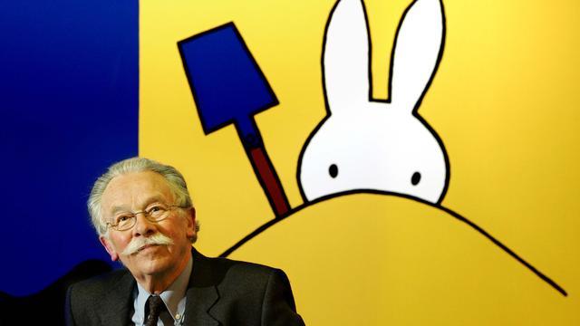 Dick Bruna wint oeuvreprijs voor Nederlandse illustratoren