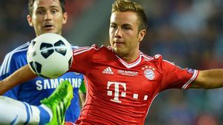 De aanvallende middenvelder van Bayern loopt in het duel met Chelsea een scheurtje in het kapsel van het gewricht op.