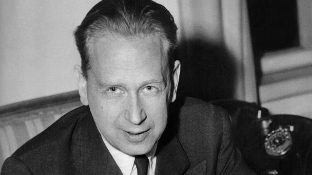 'Onderzoek naar dood VN-chef Dag Hammarskjöld heropend'