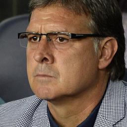 Martino: 'Ajax speelde erg goed'