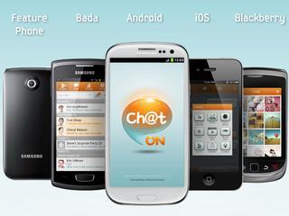 App was ook beschikbaar voor iOS, Blackberry en Windows Phone