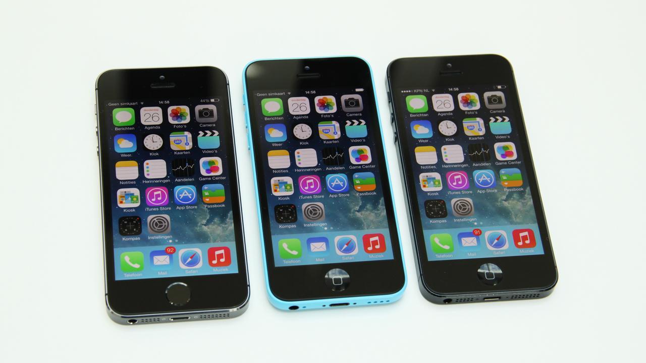 het verschil tussen de iphone 5s 5c en 5 nu het laatste nieuws het eerst op. Black Bedroom Furniture Sets. Home Design Ideas