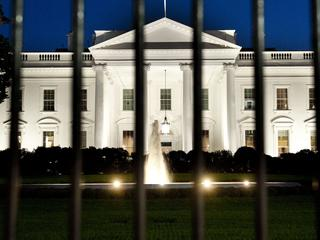Indringer Witte Huis