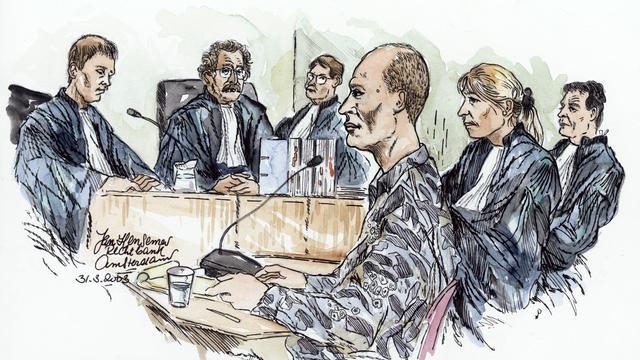 OM in beroep tegen uitspraak verplichte begeleiding Volkert van der Graaf