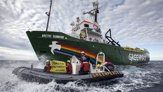 Nederlandse Greenpeace-activiste blijft vastzitten