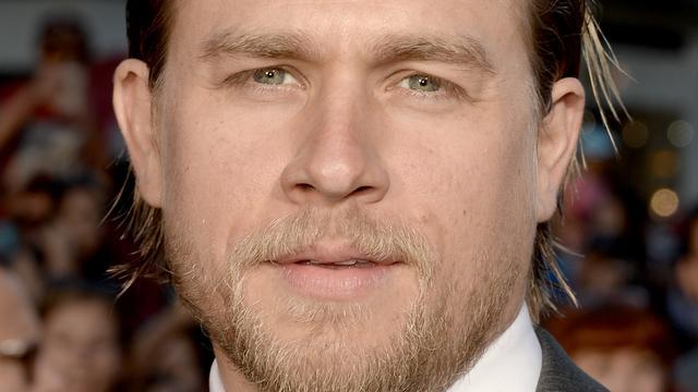 'Charlie Hunnam wordt Koning Arthur'