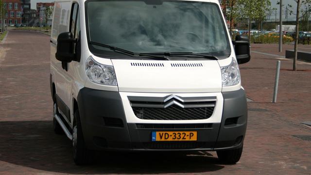'Citroën Jumper is vooral universeel'