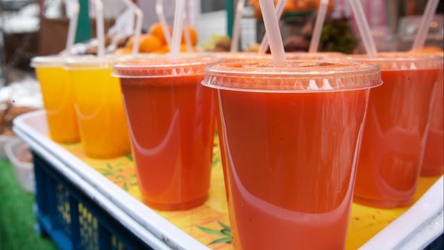 Nederlander drinkt steeds minder vruchtensap