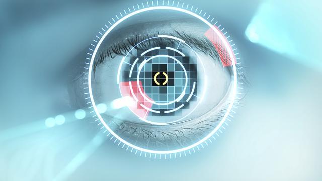 Augmented reality-bril projecteert holografische beelden