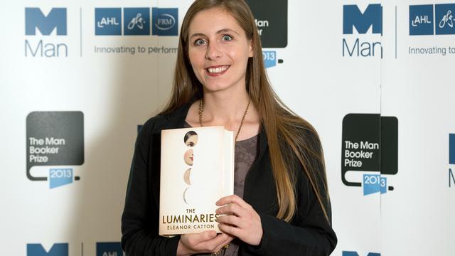 Man Booker Prize voor Eleanor Catton