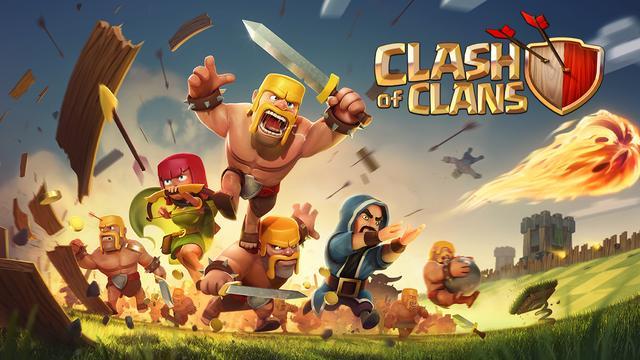 Inkomsten Clash of Clans-maker blijven groeien
