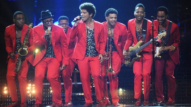 Bruno Mars doet Ziggo Dome versteld staan