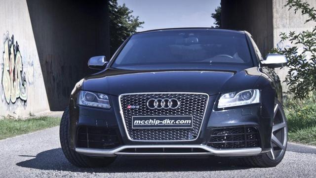 MCC Chip voert Audi RS5 op naar 600 pk