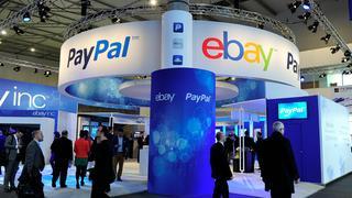 Paypal en Ebay vanaf 2015 losse beursgenoteerde bedrijven
