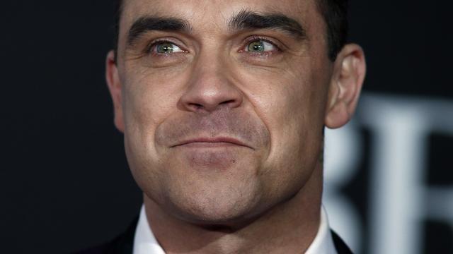Robbie Williams treurt om overlijden manager