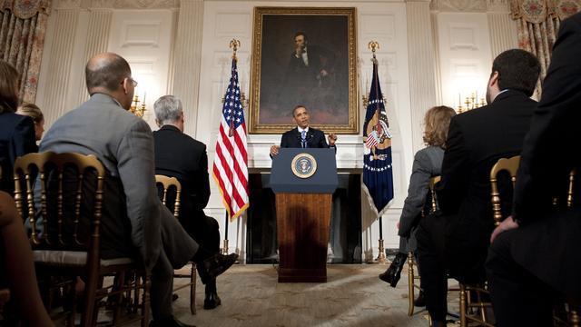 'Er zijn geen winnaars na crisis VS'